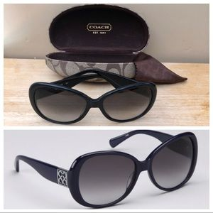 Coach Sunglasses S2026 Black